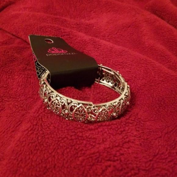 Paparazzi Jewelry Silver Bracelet Poshmark
